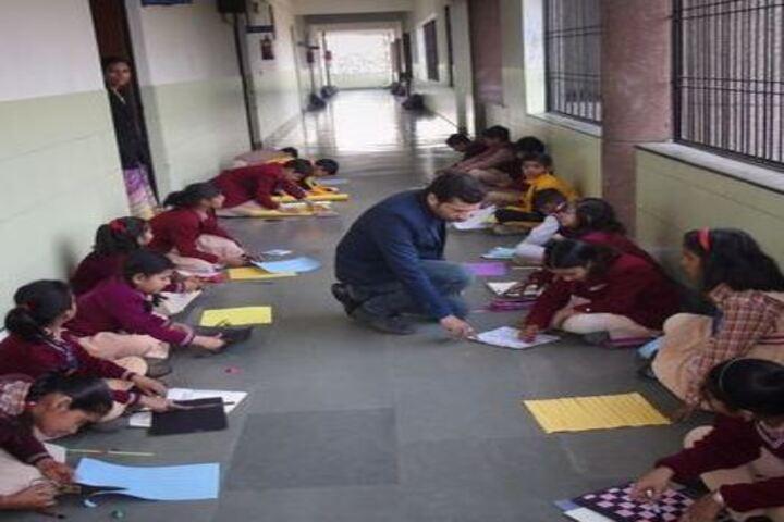 Christu Jyoti Convent School-Drawing Competition