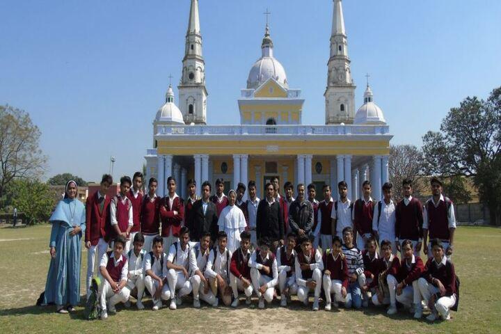Christu Jyoti Convent School-Eductional Tour