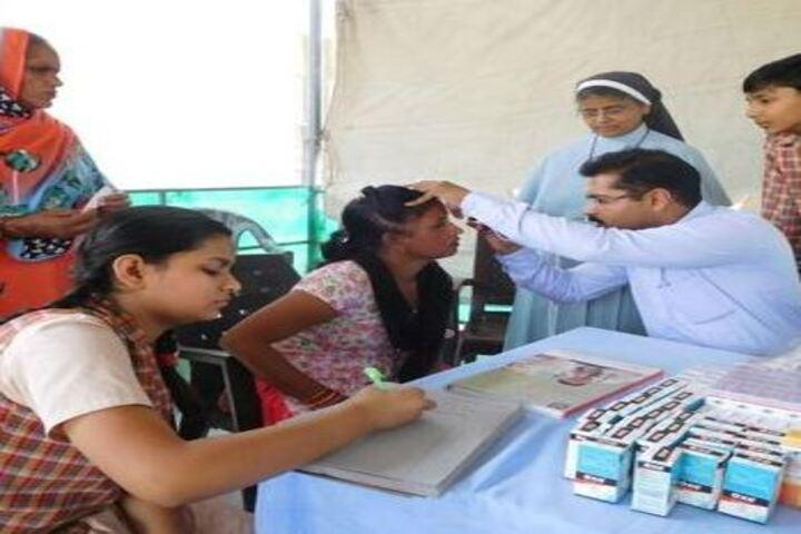 Christu Jyoti Convent School-Health Checkup