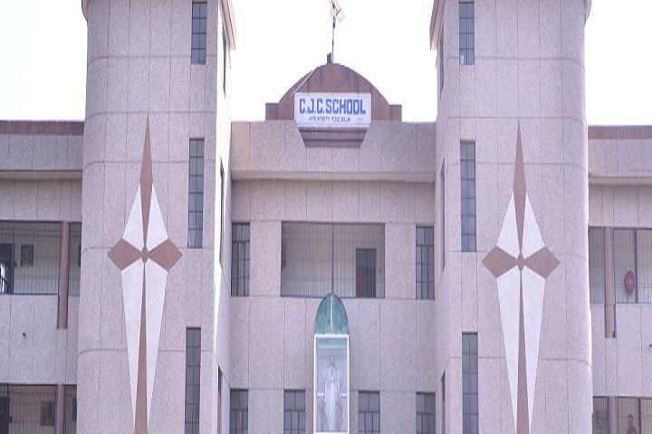 Christu Jyoti Convent School-Campus-View front