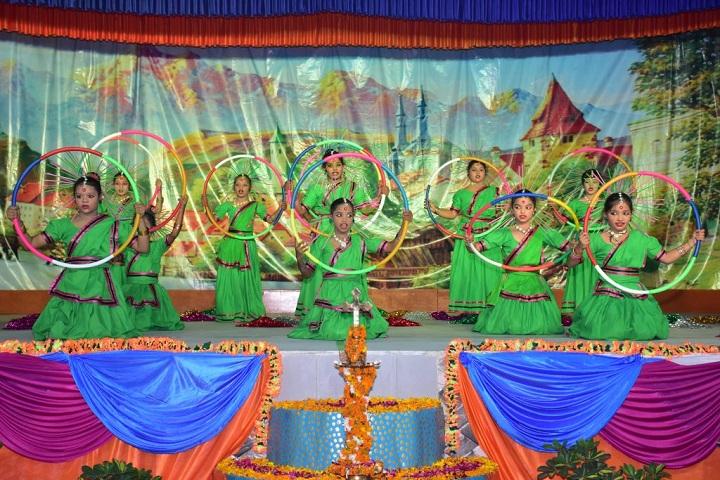 Christu Jyoti Convent School-Events function