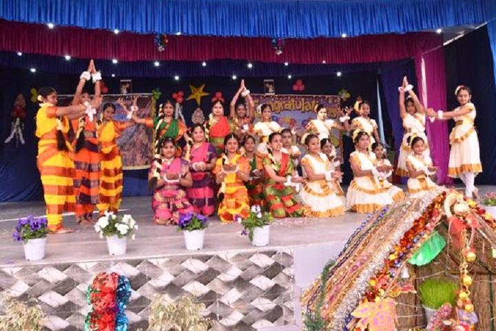 Christu Jyoti Convent School-Events programme