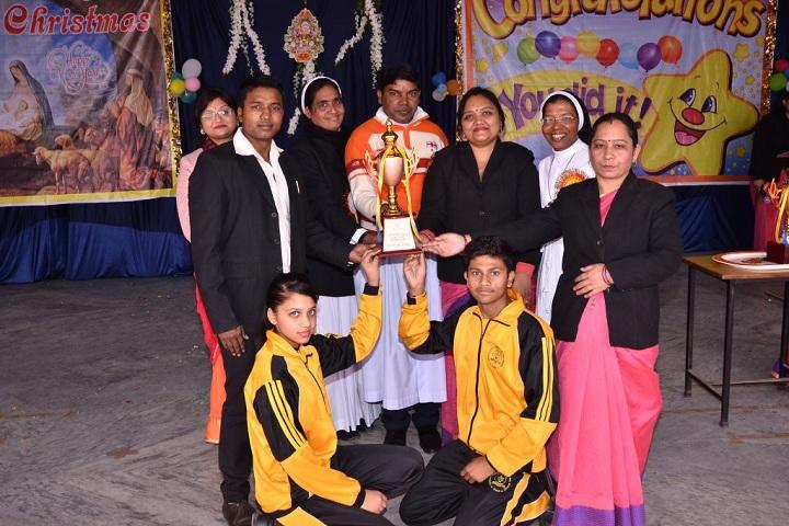Christu Jyoti Convent School-Others prize