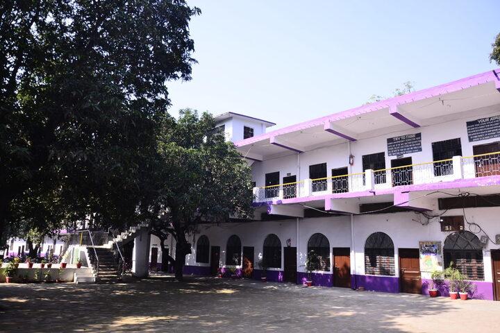 Barrows Blue Bells School-School Building