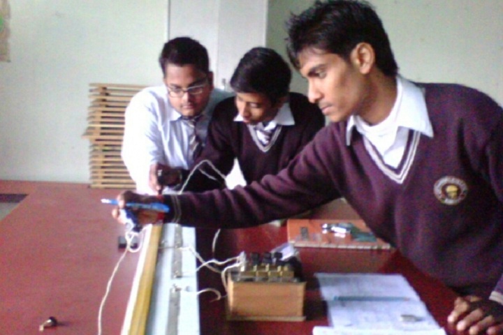 City Model College-Physics Laboratory