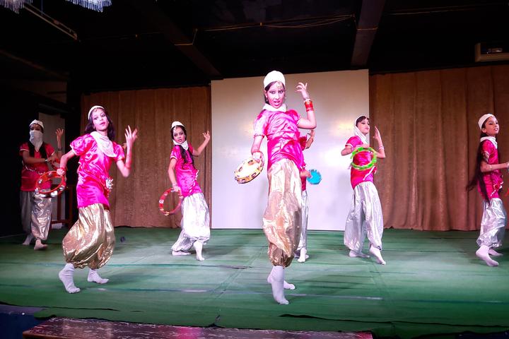 Benhur High School-Annual Day