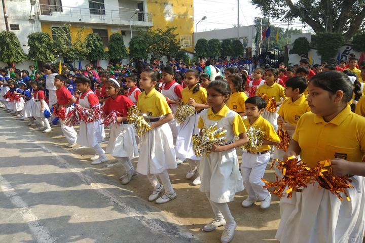 Benhur High School-Annual Sports Day