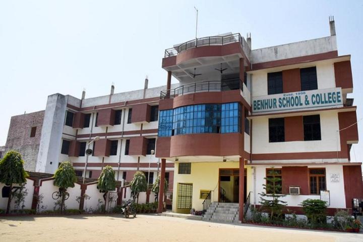 Benhur High School-Campus