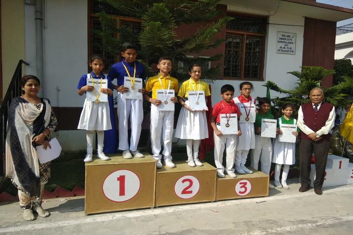 Benhur High School-Prize Ceremony