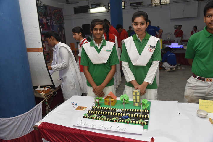 Benhur High School-School Exhibition