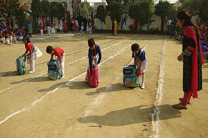Benhur High School-Sports Day