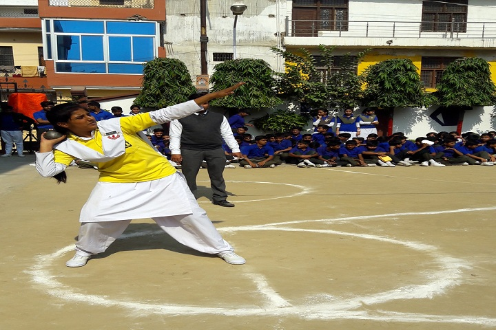 Benhur High School-Sports