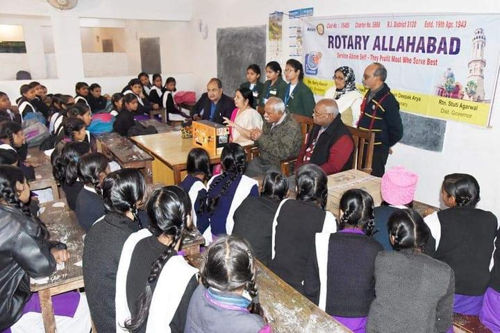 Benhur High School-Workshop