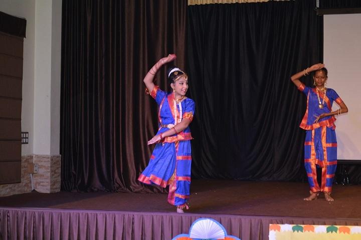 I P E M International School-Cultural Dance