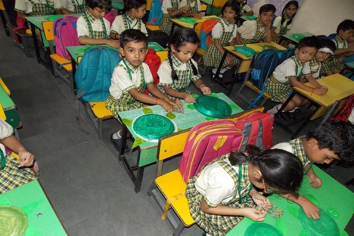 I P E M International School-Classroom Activity