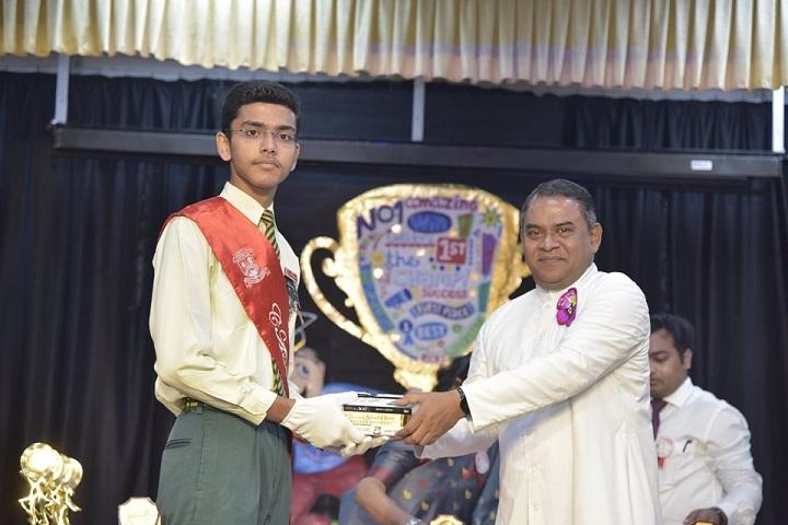 I P E M International School-Felicitation