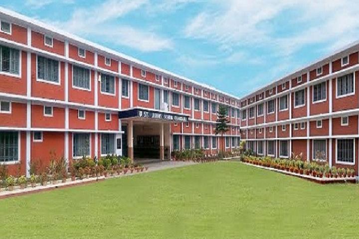 St Johns School-Campus Entrance
