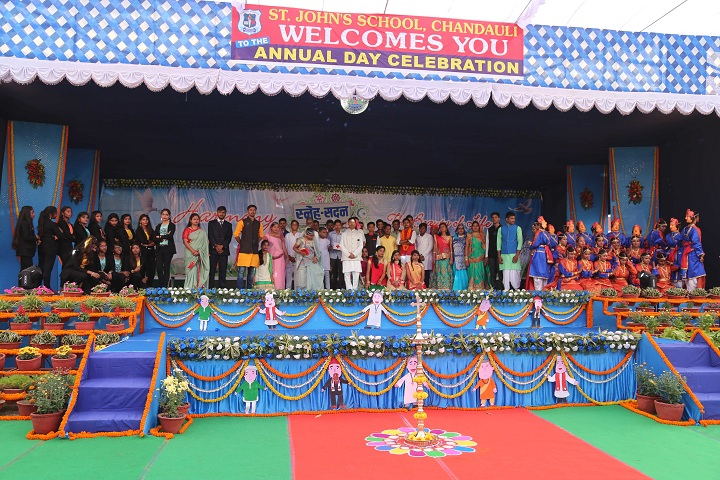 St Johns School-Annual Day Celebrations