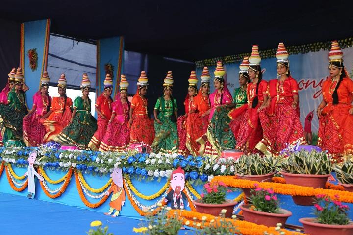 St Johns School-Cultural Dance