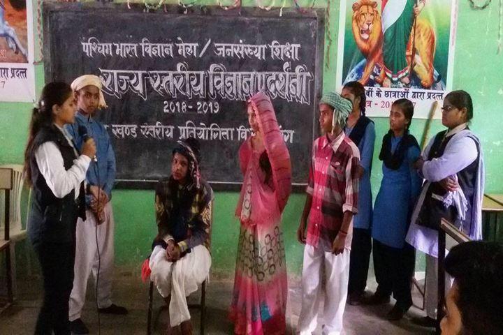 Govt Girls Higher Sec School Raipur-Drama