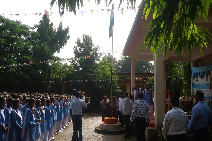 Govt Girls Higher Sec School Raipur-Independence Day