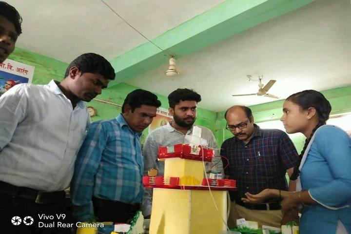 Govt Girls Higher Sec School Raipur-Science Exhibition