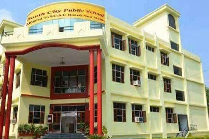 South City Public School-Campus View