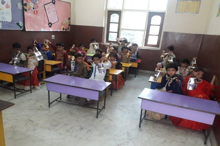 South City Public School-Class Room