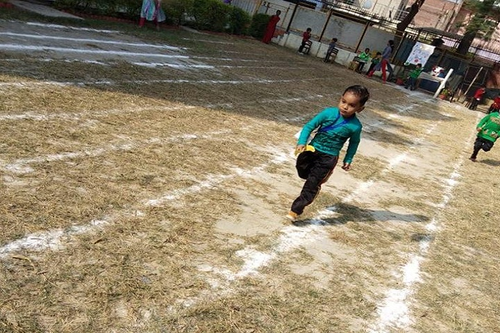 South City Public School-Running Competition