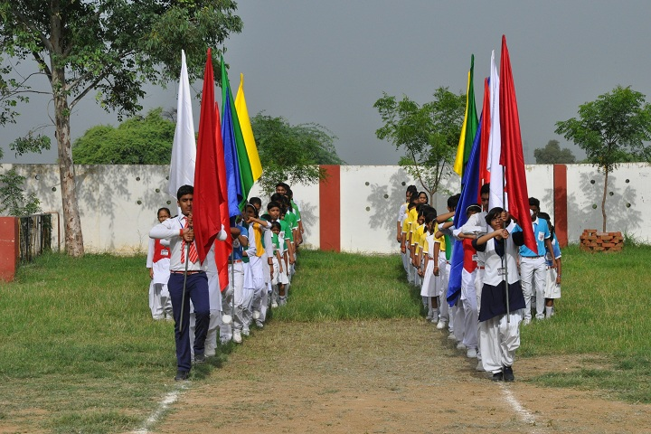 Sacred Heart Centenary Academy-Sports Day