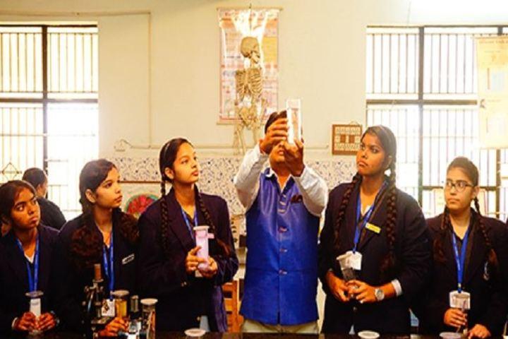 Radha Krishna Memorial Education Center-Biology Lab