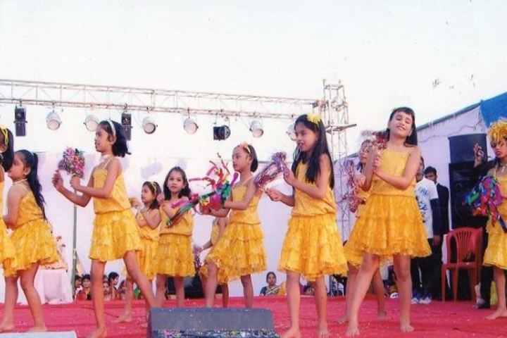Radha Krishna Memorial Education Center-Dance