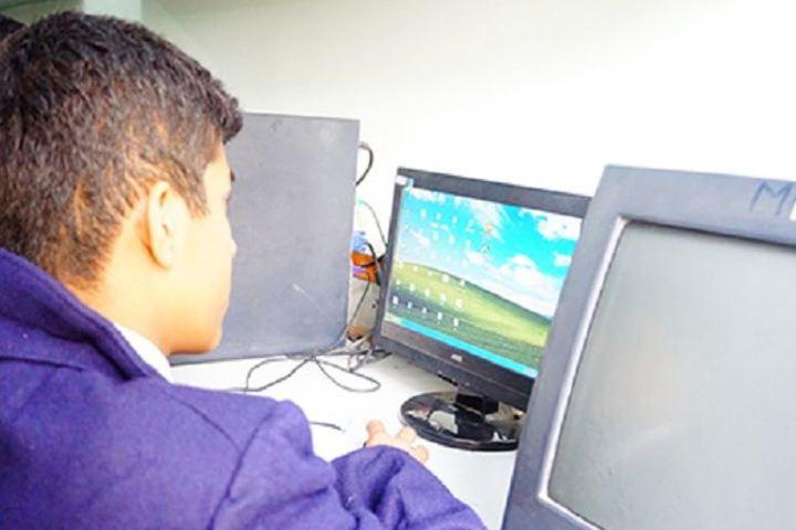 Radha Krishna Memorial Education Center-Computer Lab