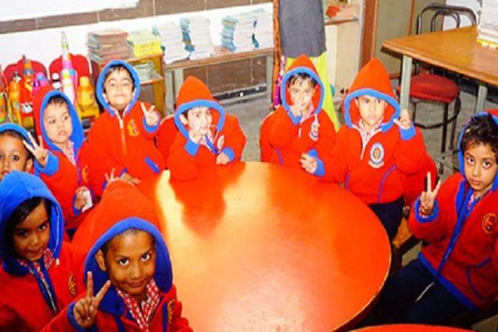Radha Krishna Memorial Education Center-Junior Wing Activity