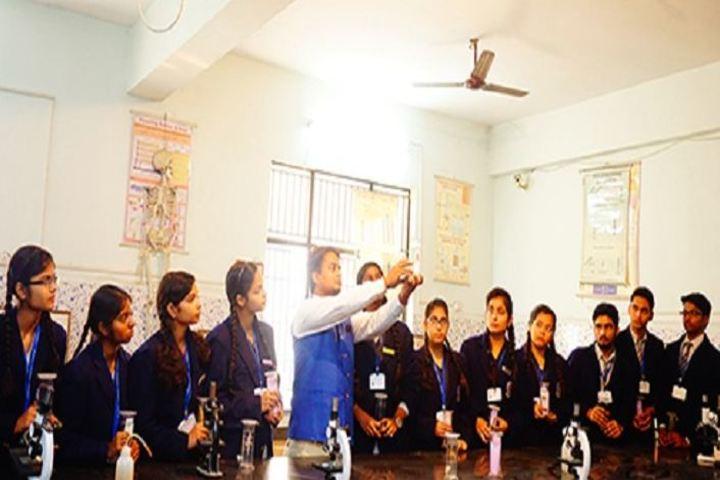Radha Krishna Memorial Education Center-Lab Experiment