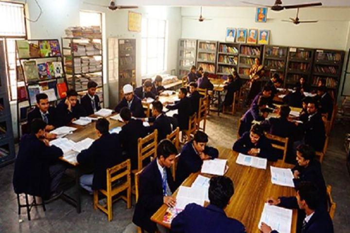 Radha Krishna Memorial Education Center-Library