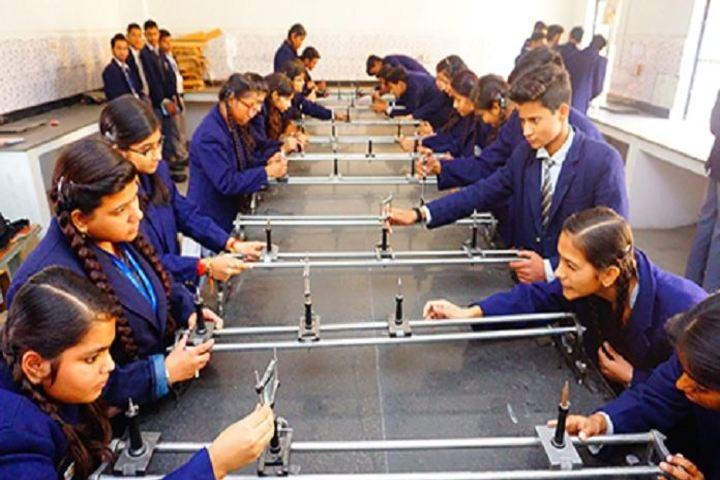 Radha Krishna Memorial Education Center-Physics Lab