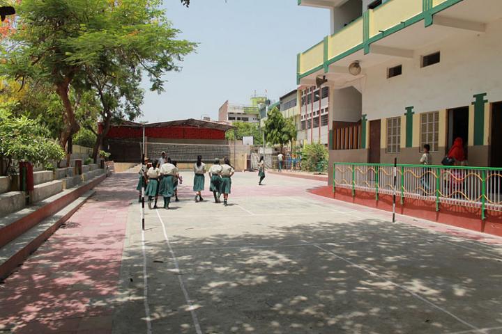 Bal Bharatiya English School-Play Ground