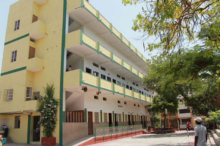 Bal Bharatiya English School-Campus View