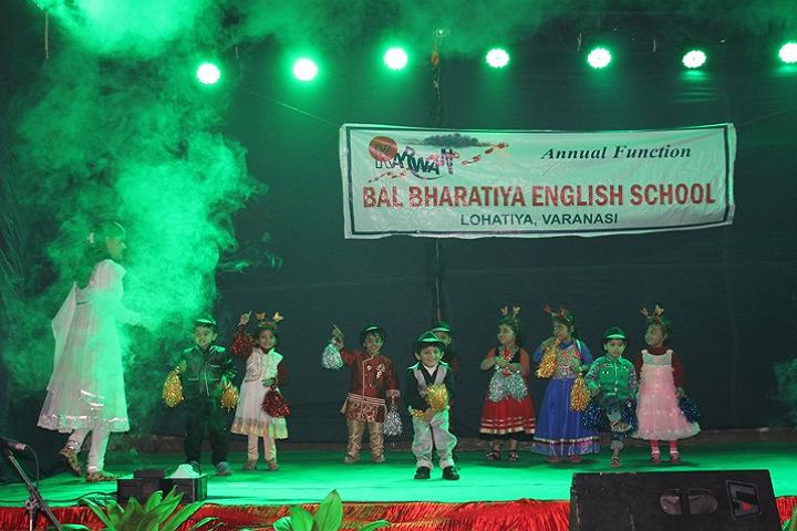 Bal Bharatiya English School-Event Annual Function