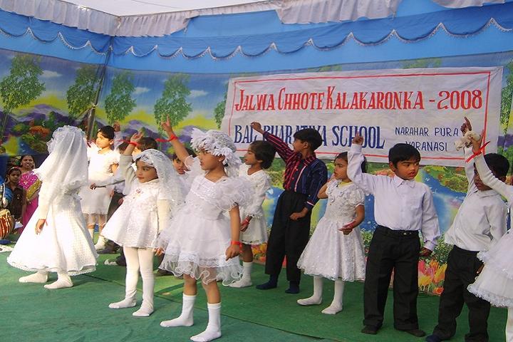 Bal Bharatiya English School-Dance