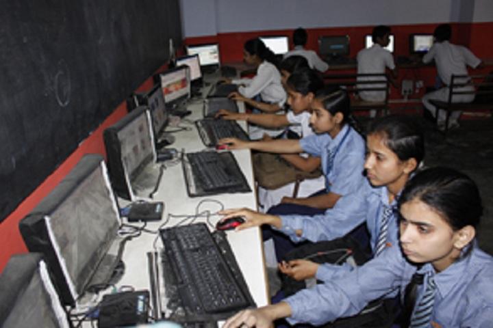 Bal Bharatiya English School-Computer Lab
