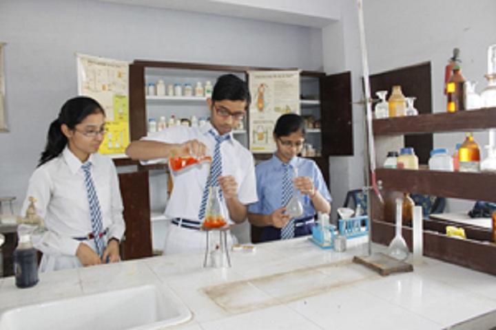 Bal Bharatiya English School-Chemistry Lab