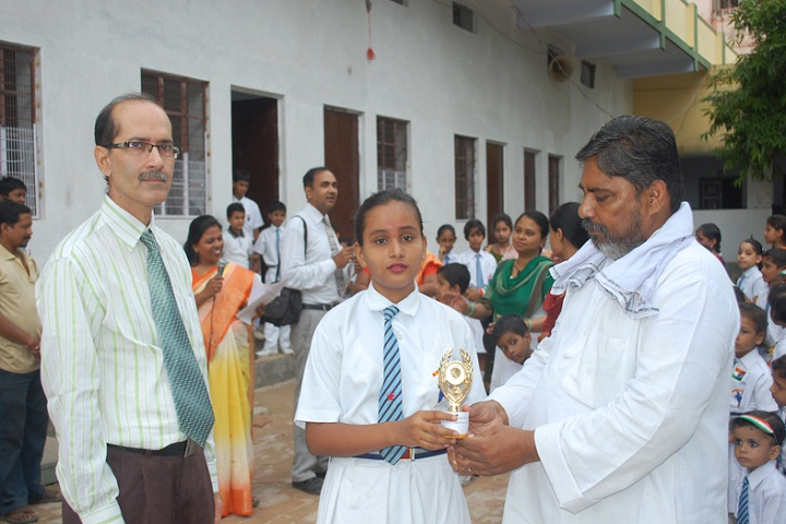 Bal Bharatiya English School-Award