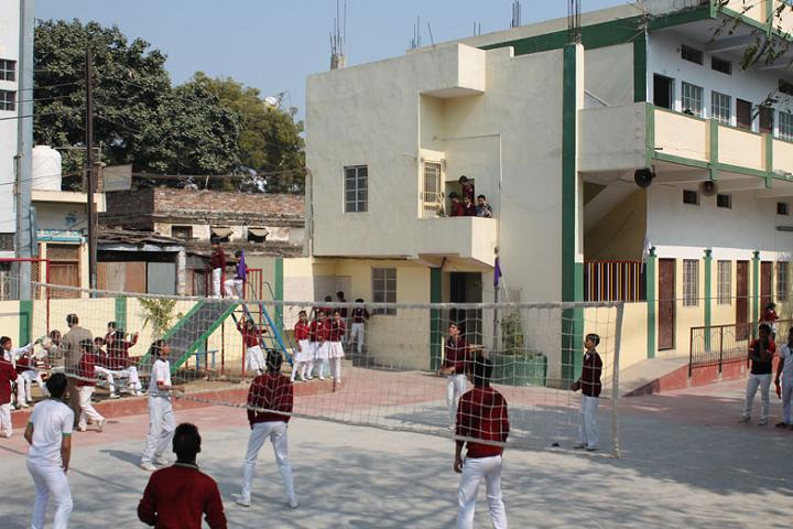 Bal Bharatiya English School-Sports