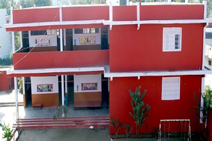 Dr I D Rastogi Academy-Campus-Front View