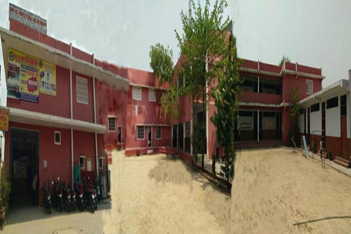 Dr I D Rastogi Academy-Campus-View