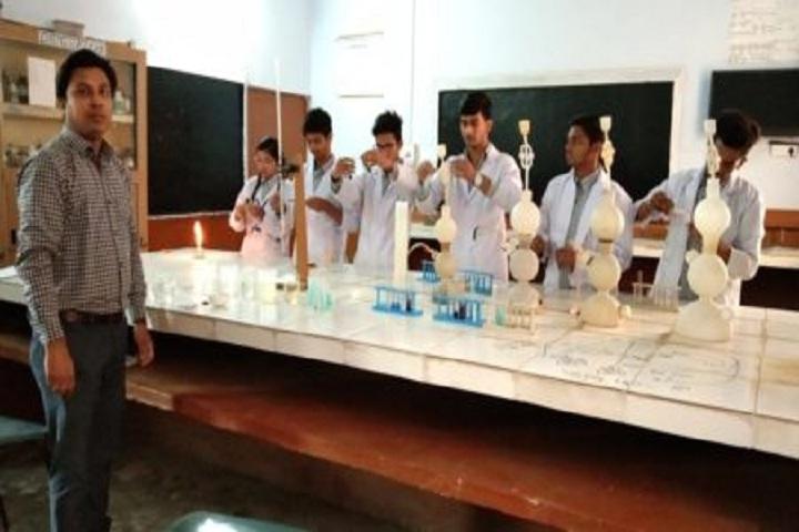 Dr I D Rastogi Academy-Laboratory Chemistry