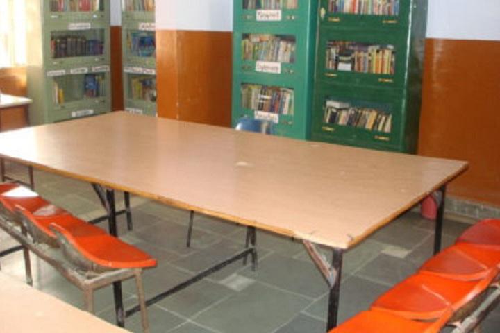 Dr I D Rastogi Academy-Library