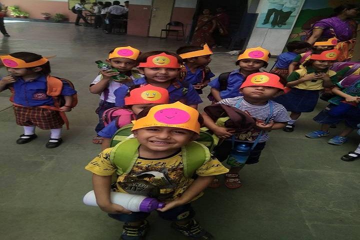 Bhagwanti Education Centre-Junior Activity